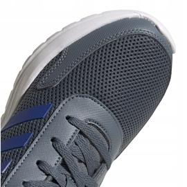 Adidas Tensaur Run Jr FV9444 shoes grey 4