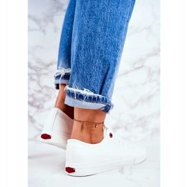 Women's Sneakers Cross Jeans White DD2R4030 6