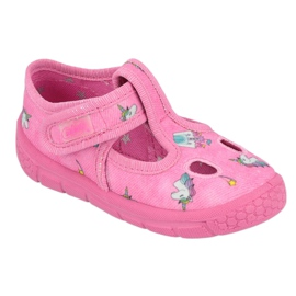 Befado children's shoes 533P010 pink 1