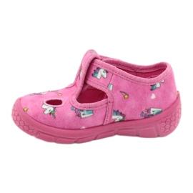 Befado children's shoes 533P010 pink 2