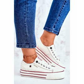 Women's Sneakers Big Star White GG274140 2