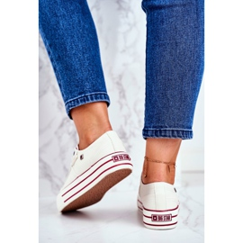 Women's Sneakers Big Star White GG274140 5