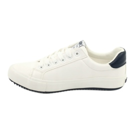 Lee Cooper W LCJL-20-31-072 shoes white navy blue 1