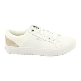 Lee Cooper W LCJL-20-31-042 shoes white golden 1