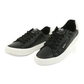 Lee Cooper W LCJL-20-31-071 sneakers beige black 2