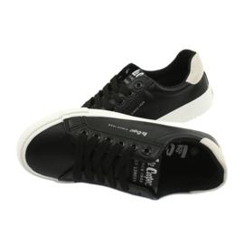 Lee Cooper W LCJL-20-31-071 sneakers beige black 4