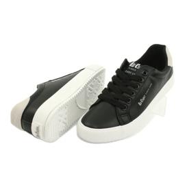 Lee Cooper W LCJL-20-31-071 sneakers beige black 3