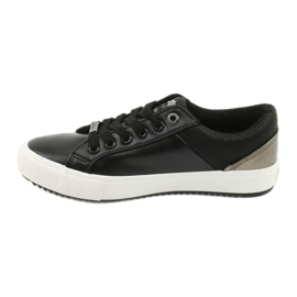 Lee Cooper W LCJL-20-31-041 sneakers black golden 1