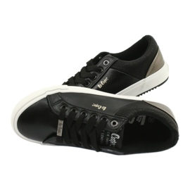 Lee Cooper W LCJL-20-31-041 sneakers black golden 4