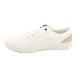 Lee Cooper W LCJL-20-31-042 shoes white golden 2