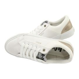 Lee Cooper W LCJL-20-31-042 shoes white golden 3