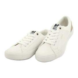 Lee Cooper W LCJL-20-31-042 shoes white golden 4