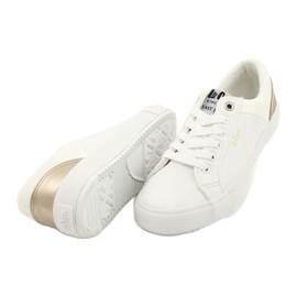 Lee Cooper W LCJL-20-31-042 shoes white golden 5