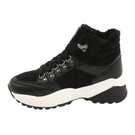 Sports comfortable boots Lee Cooper LCJL-20-31-152 black 1