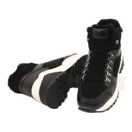 Sports comfortable boots Lee Cooper LCJL-20-31-152 black 3