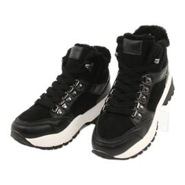Sports comfortable boots Lee Cooper LCJL-20-31-152 black 2