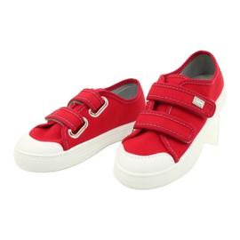 Befado children's shoes 440X012 red 3
