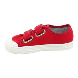 Befado children's shoes 440X012 red 2