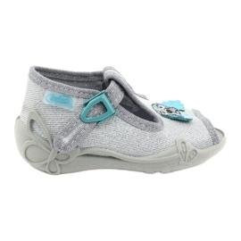 Befado children's shoes 213P121 grey 1