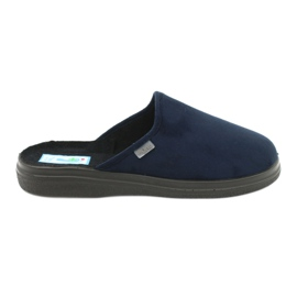 Befado men's shoes pu 132M006 navy 1