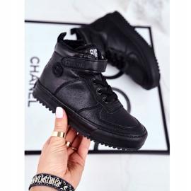 Children's Boots Big Star Warm Black GG374040 2