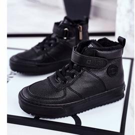 Children's Boots Big Star Warm Black GG374040 3