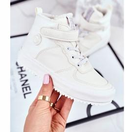 Children's Boots Big Star Warm White GG374041 1