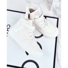 Children's Boots Big Star Warm White GG374041 3