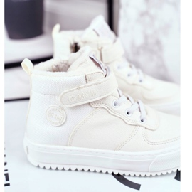 Children's Boots Big Star Warm White GG374041 2