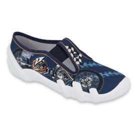Befado children's shoes 290Y211 navy 1