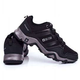Men's Trekker Shoes Big Star Outdoor Black GG174269 6