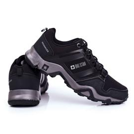 Men's Trekker Shoes Big Star Outdoor Black GG174269 3