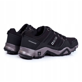 Men's Trekker Shoes Big Star Outdoor Black GG174269 2