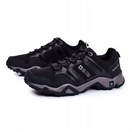 Men's Trekker Shoes Big Star Outdoor Black GG174269 4