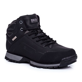 Men's Trekker Shoes Big Star Outdoor Black GG174395 1