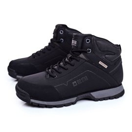 Men's Trekker Shoes Big Star Outdoor Black GG174395 4