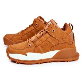 Men's Sport Shoes Big Star Camel GG174415 4