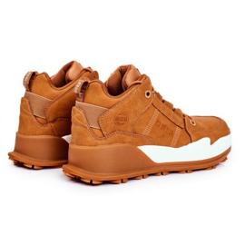 Men's Sport Shoes Big Star Camel GG174415 2