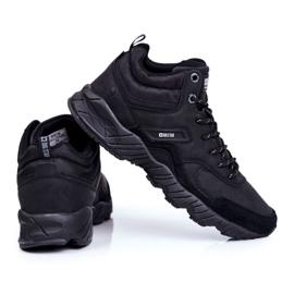 Men's Trekking Shoes Big Star Outdoor Black GG174409 5