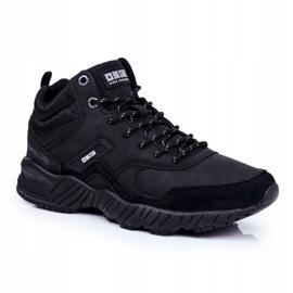 Men's Trekking Shoes Big Star Outdoor Black GG174409 1