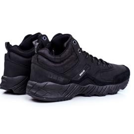 Men's Trekking Shoes Big Star Outdoor Black GG174409 2
