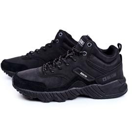 Men's Trekking Shoes Big Star Outdoor Black GG174409 4