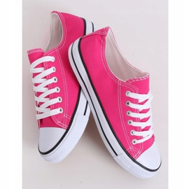 Classic women's pink sneakers JD05P Rosa 1