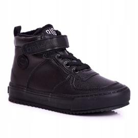 Children's Boots Big Star Warm Black GG374040 4