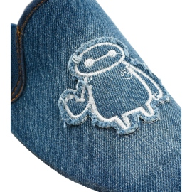 Cherilena sneakers jeans navy blue blue 4