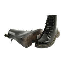 Black patent leather boots Evento 20DZ23-3216 Marita 5