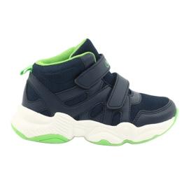 Befado children's shoes 516X049 blue green 1