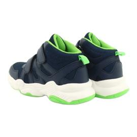 Befado children's shoes 516X049 blue green 5