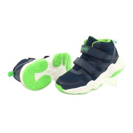 Befado children's shoes 516X049 blue green 4