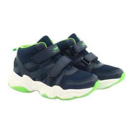 Befado children's shoes 516X049 blue green 6